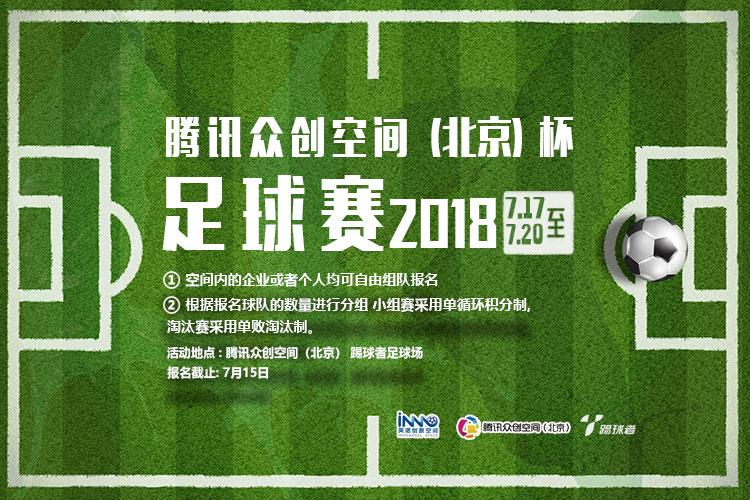 腾讯众创空间(北京)杯