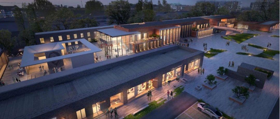 小堡文化广场将成为艺术融合生活的新风尚!