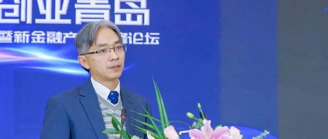英诺刘怀宇:金融与科技呈双螺旋结构发展,金融服务要生态化